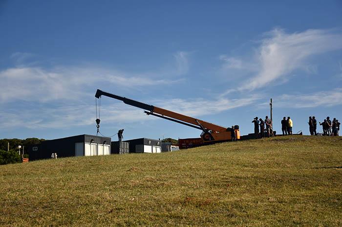 El gobierno va a la Justicia contra la Asociación Rancho Móvil