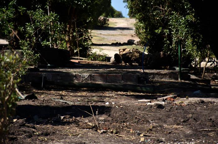 Rancho Móvil: así quedó el predio, a dos semanas del desalojo
