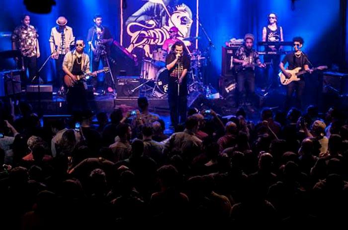 Riddim y su reggae roots, un show veraniego