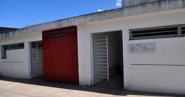 Playa Serena: preocupación por la quita de profesionales a la salita