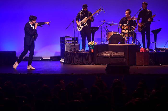 Soy Rada & The Colibriquis tocan este fin de semana en Mar del Plata