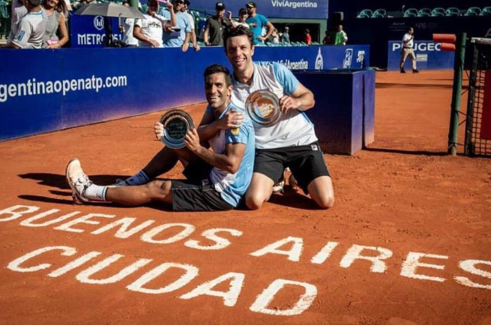 Horacio Zeballos y Máximo González debutan en Roland Garros