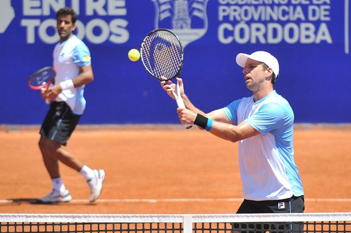 Horacio Zeballos quedó afuera en primera ronda del ATP de Córdoba
