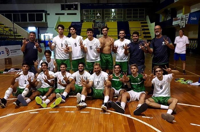 Once Unidos logró su tercera victoria en la Liga A2