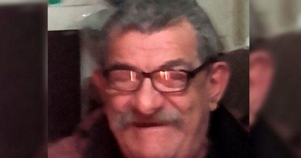 Buscan a un hombre de 69 años que fue a PAMI y no regresó