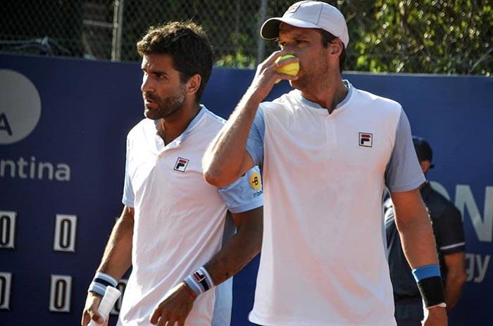 Horacio Zeballos debuta ante la dupla de Máximo González en el ATP de Córdoba