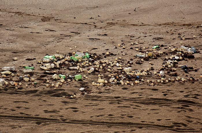 Impulsan un programa contra la contaminación en las calles y playas