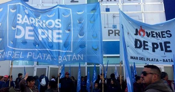 Jornada de cortes, protestas y reclamos en Mar del Plata