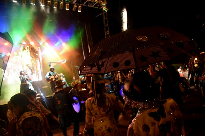 Carnaval Mar del Plata 2020: el corso central cerrará con un show de La Mosca