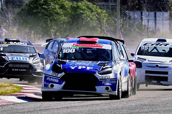 La primera fecha del Rallycross, postergada