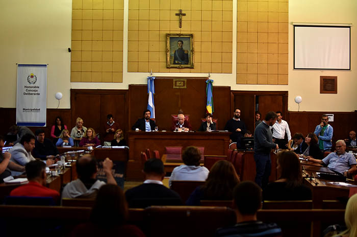 Aumento de tasas: este viernes, Asamblea de Mayores Contribuyentes