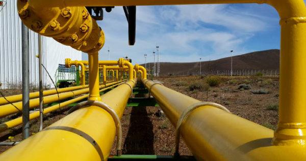 Comienza la segunda y última etapa de la obra del gasoducto