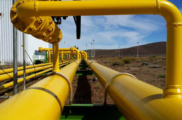 Gasoducto: empiezan a incorporar 10 mil nuevos usuarios a la red