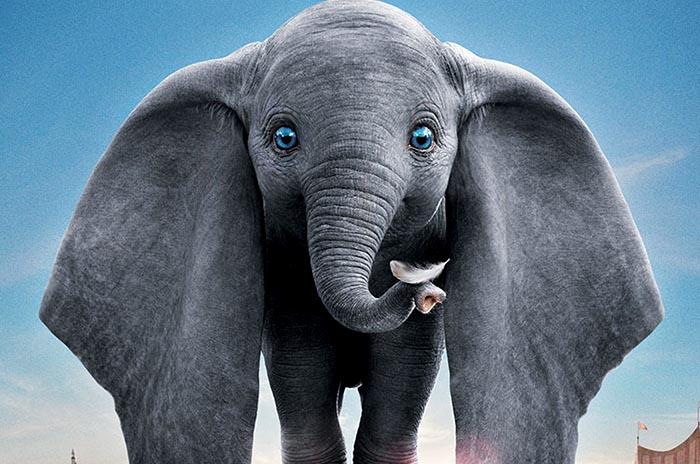 """""""Dumbo"""" y dos estrenos más renuevan la cartelera de cine"""