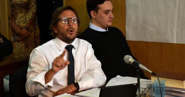 """Domiciliaria de Sasso: """"La Corte no rechazó los recursos, declaró abstracta la cuestión"""""""