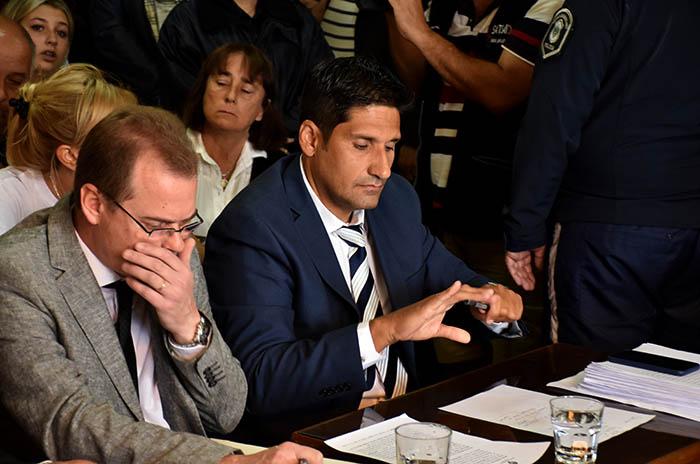 Caso Bernaola: las querellas piden 12 años de prisión para Sasso