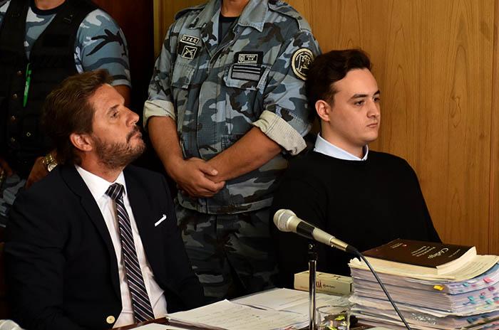 Caso Bernaola: la Corte rechazó un recurso de la defensa de Sasso por el arresto domiciliario