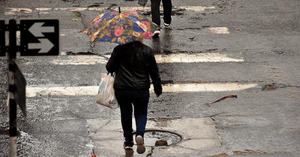 Sábado con lluvia: cómo sigue el tiempo en Mar del Plata