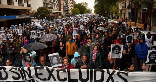 """Un 24 de Marzo por """"inclusión e igualdad: ahora y siempre"""""""