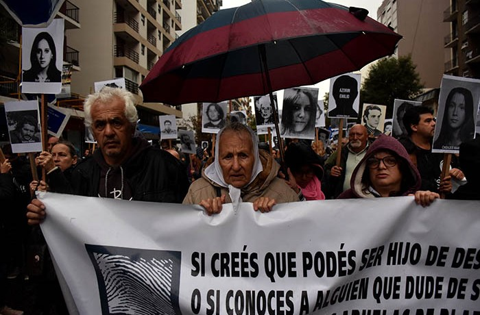 MARCHA 24 DE MARZO DESAPARECIDOS LESA HUMANIDAD DIA DE LA MEMORIA  (20)