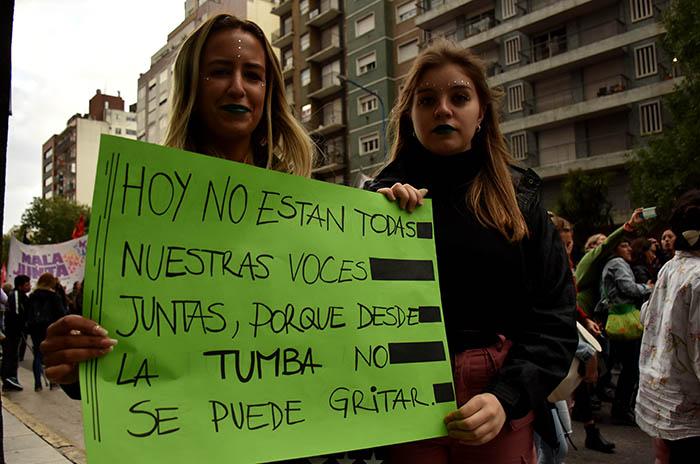 Un femicidio cada 30 horas: exigen declarar la #EmergenciaNiUnaMenos