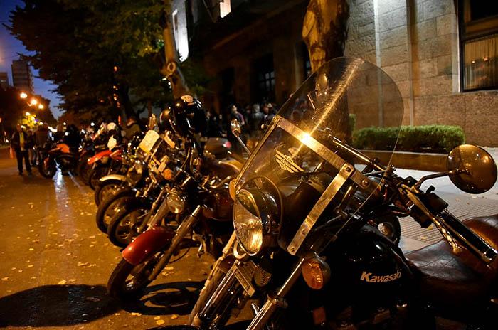 """Motociclistas piden no adherirse a la ley de """"patentamiento"""""""