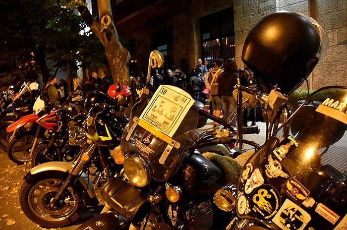 """Protesta de motociclistas: """"Las personas no se patentan"""""""
