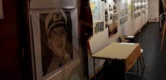 A ocho años de la polémica, la foto de Giachino en el Municipio