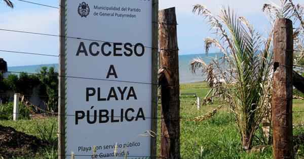 Playa Redonda: Arroyo le pide al Concejo esclarecer algunos puntos del permiso