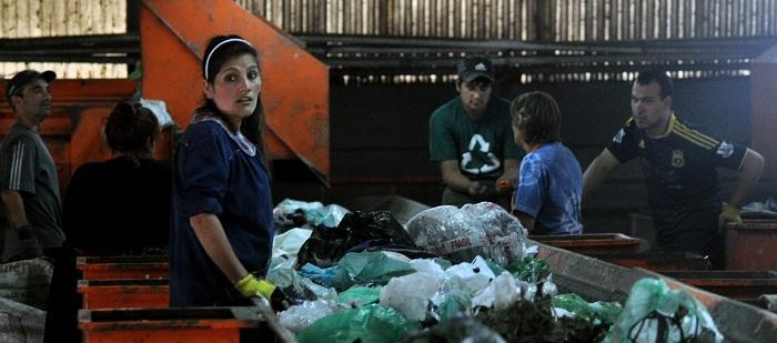 """Para Leitao, el Estado """"le está dando todo"""" a los recicladores"""