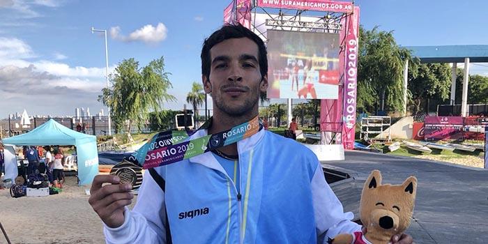 Rosario 2019: en rugby y skate, las primeras medallas marplatenses