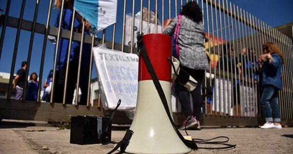 Textilana: luego de los despidos, las trabajadoras se mantienen en alerta