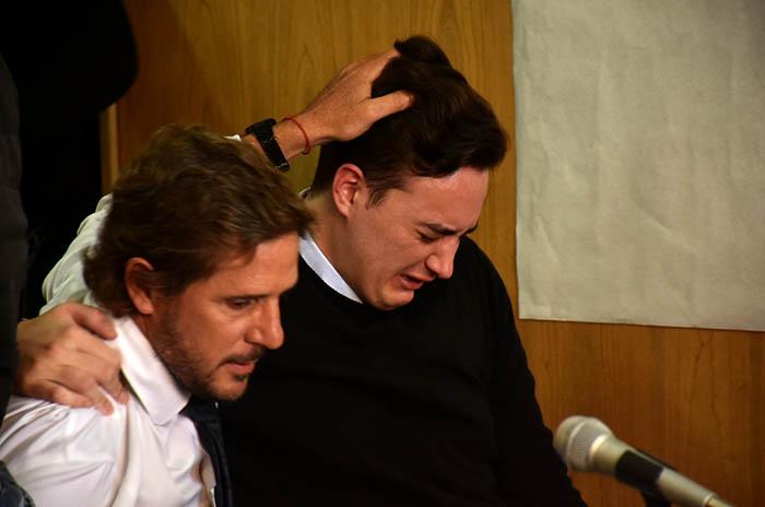 "Caso Bernaola: ""Nunca quise matar a una persona"", dijo Sasso"