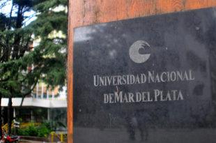 Empezó el proceso electoral en la Universidad Nacional de Mar del Plata