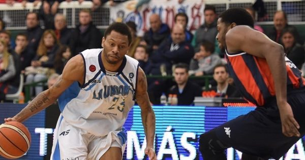 Quilmes incorporó a Winsome Frazier