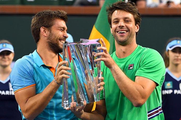 Horacio Zeballos alcanzó su mejor posición en el ranking en dobles