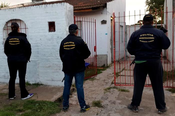 Dos detenidos por el homicidio de un hombre en el barrio Las Heras