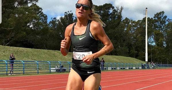 Atletismo: Florencia Borelli batió el récord argentino en los 3.000 metros llanos