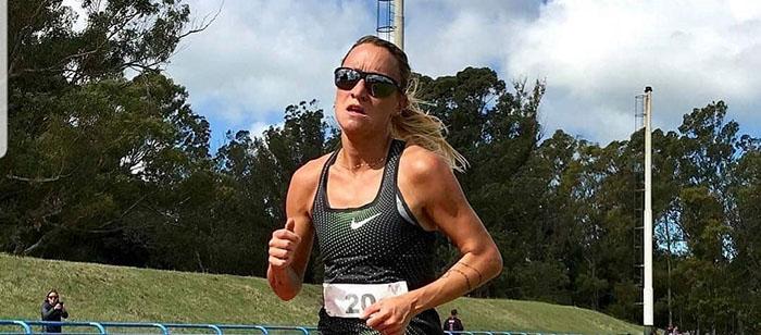 Florencia Borelli mejoró su récord nacional de 5000m en España