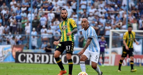Aldosivi perdió en Tucumán y complicó su clasificación a la copa