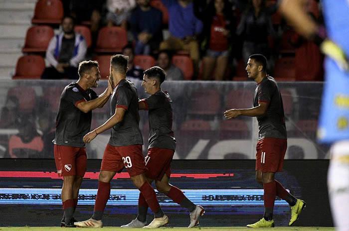 En Avellaneda, Aldosivi cayó ante un Independiente que fue superior