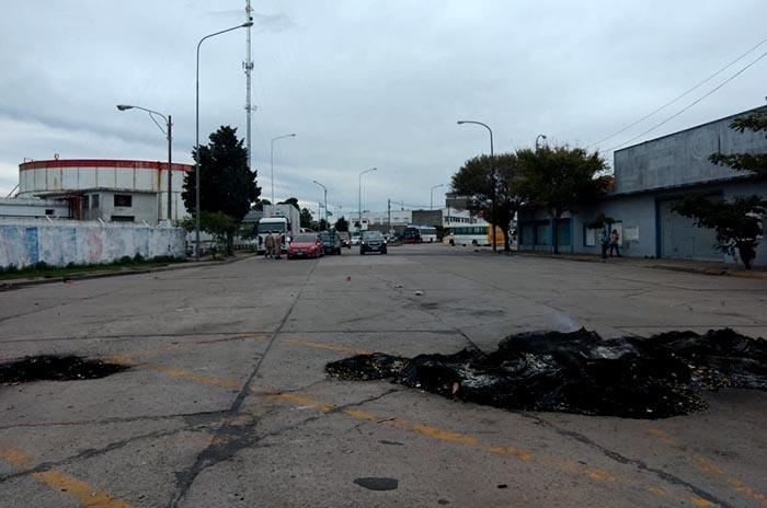 Puerto: levantan los cortes ante una reunión con autoridades