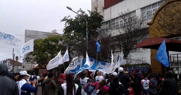 Nueva protesta de organizaciones en Desarrollo Social