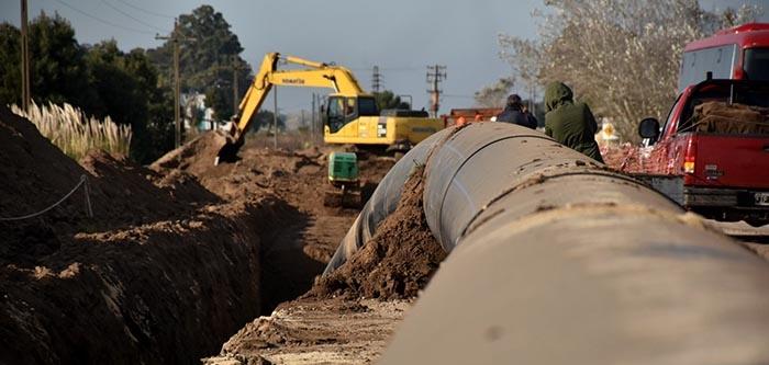 """Arroyo, Acueducto del Oeste y OSSE: """"No se la puede desfinanciar"""""""