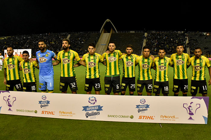 Aldosivi visita a Rosario Central por la Copa de la Superliga