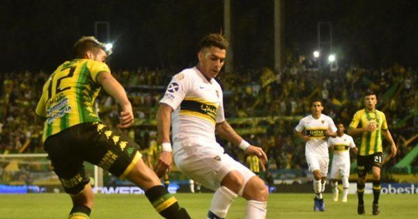 Aldosivi cerró la Superliga con un empate ante Boca en el Minella