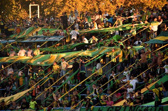 Aldosivi-Argentinos será con visitantes y no habrá fecha del fútbol local