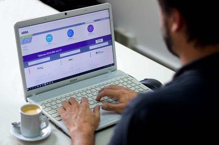 ARBA: aumento un 26% las transacciones electrónicas