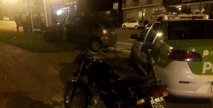 Un motociclista herido tras un choque en Colón y Alvear