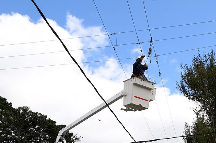 Parte de barrio Primera Junta se quedará sin luz este miércoles